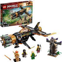 LEGO® Ninjago - Boulder Blaster (449 Pieces)
