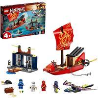 LEGO® Ninjago - Final Flight of Destiny's Bounty (147 Pieces)