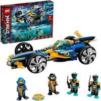 LEGO® Ninjago - Ninja Sub Speeder (356 Pieces)
