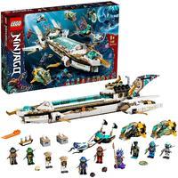 LEGO® Ninjago - Hydro Bounty (1159 Pieces)
