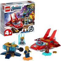 LEGO® Super Heroes - Iron Man vs. Thanos (103 Pieces)