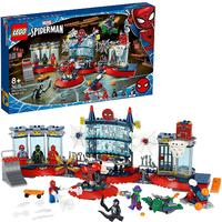 LEGO® Super Heroes - Attack on the Spider Lair (466 Pieces)