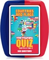 Top Trumps Quiz - Countries and Flags