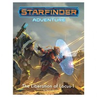 Starfinder - Adventure - The Liberation of Locus-1 (Role Playing Game)