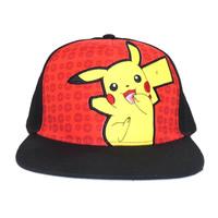 Pokemon - Pikachu Snapback Cap