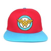 DC Comics - Wonder Woman - Circle Snapback Cap