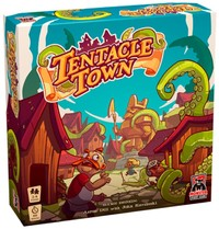Tentacle Town (Board Game)
