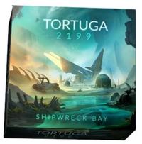 Tortuga 2199 - Shipwreck Bay Expansion (Board Game)