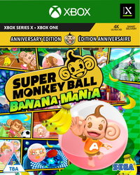 Super Monkey Ball: Banana Mania (Xbox Series X / Xbox One)