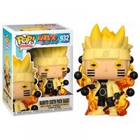 Funko Pop! Animation - Naruto Shippuden: Naruto (Sixth Path Sage) (Glow In The Dark) Vinyl Figure (932) - Cover