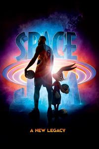 Space Jam A New Legacy Maxi Poster (61x91,50cm)