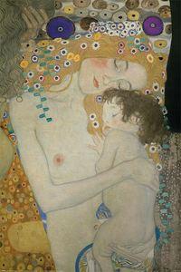 Gustav Klimt (Mother And Child) Maxi Poster (61x91,50cm)