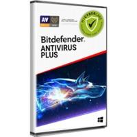 Bitdefender Antivirus Plus; Protection Against Threats On Windows Pcs - 2 Device 1 Year (ESD)