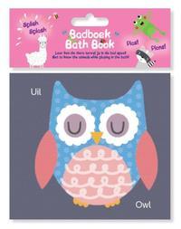 Badboek: Uil (Paperback) - Cover