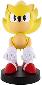 Cable Guy - Super Sonic The Hedgehog  - Phone & Controller Holder