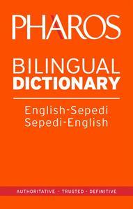 Pharos Bilingual Dictionary - Pharos (Paperback) - Cover