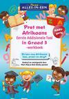 Nuwe Alles-In-Een Graad 3 Pret met Afrikaans Eerste Addisionele Taal-werkboek - Mart Meij (Paperback)