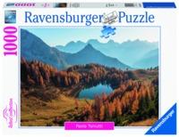 Ravensburger - Lake Bordaglia - Friuli Venezia Giulia Puzzle (1000 Pieces)
