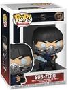 Funko Pop! Movies - Mortal Kombat - Sub-Zero