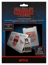 Stranger Things: Tech Sticker Pack (Stickers Set)