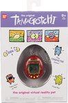 Tamagotchi - Original (Red Glitter)