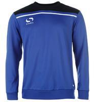 Sondico Sportswear - Precision Sweatshirt - Youth - 5-6 - X-Small-Boys - Royal Blue/Navy