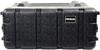 Prorak 4U ABS 12 Inch Amp Rack (Black)