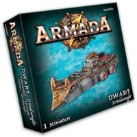 Armada - Dwarf Dreadnought (Miniatures)