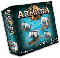 Armada - Empire of Dust Booster Fleet (Miniatures)