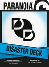 Paranoia (Rebooted) - Disaster Deck (Role Playing Game)