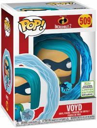 Disney: Funko Pop! - Incredibles 2 - Voyd (Vinyl Figure 509) - Cover