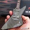 Axe Heaven - Rick Nielsen Cheap Trick Checkered Hamer Guitar