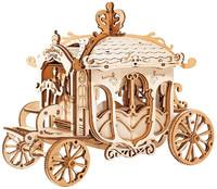 Robotime - Carriage 3D Wooden Puzzle (92 Pieces)