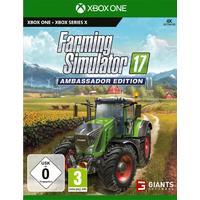 Farming Simulator 17 - Ambassador Edition (Xbox One / Xbox Series X)