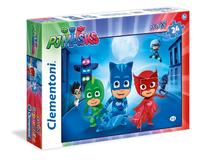 Clementoni - PJ Masks Maxi Puzzle (24 Pieces)