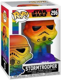Funko Pop! - Pride - Star Wars: Stormtrooper Vinyl Figure (296) - Cover