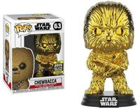 Funko Pop! Star Wars - Chewbacca (Chrome) Vinyl Figure (63) - Cover