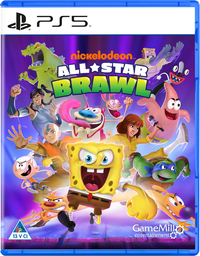 Nickelodeon All Star Brawl (PS5)