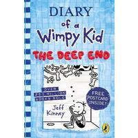 Diary of a Wimpy Kid: The Deep End - Jeff Kinney (Paperback)