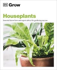 Grow: Houseplants - DK (Paperback) - Cover