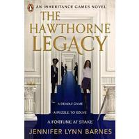Inheritance Games: Hawthorne Legacy - Jennifer Lynn Barnes (Paperback)