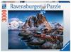 Ravensburger - Hamnoy, Lofoten Puzzle (3000  Pieces)