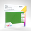 Gamegenic - Prime Sleeves – Green (100 Sleeves)