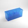 Gamegenic - Fourtress Deck Box – Blue