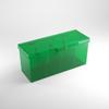 Gamegenic - Fourtress Deck Box – Green