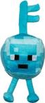 Minecraft - Dungeons Mini Crafter Diamond Key Golem Plush