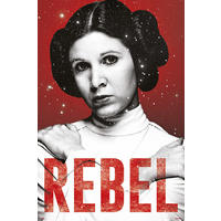Star Wars - Leia Classic Maxi Poster (61x91,50cm)