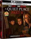 Quiet Place Part II (Region A - 4K Ultra HD + Blu-Ray)