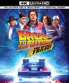 Back to the Future: The Ultimate Trilogy (Region A - 4K Ultra HD + Blu-Ray)