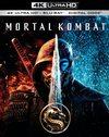 Mortal Kombat (2021) (Region A - 4K Ultra HD + Blu-Ray)